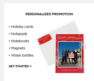 PERSONALIZED PROMOTION
