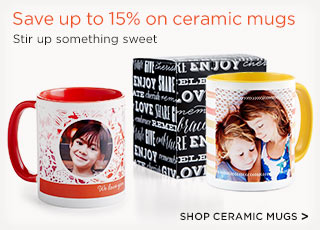 SHOP CERAMIC MUGS
