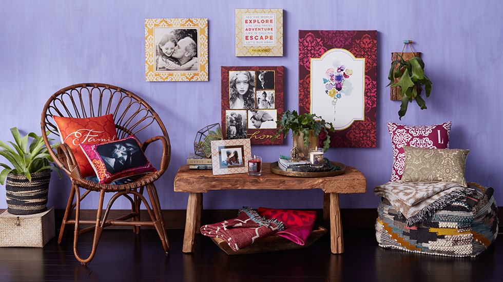 Global Home Decor: Global Glamour