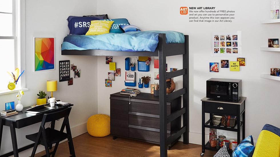 Modern Dorm Room  Shutterfly ~ 145151_Modern Dorm Room Ideas