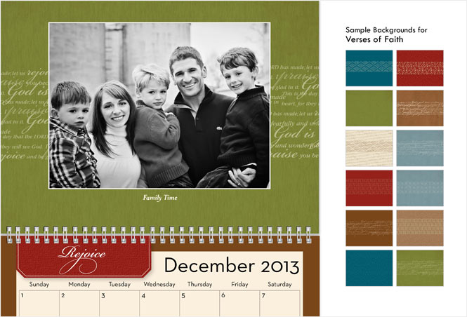 2013 Calendar Shutterfly Deals Crystal Stine