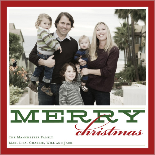 Brady Bunch Christmas Card.Batchelors Way Have You Seen Shutterfly S New Holiday Cards