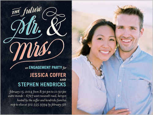 best wedding engagement party invitations