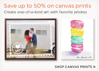 Shop Canvas Prints >