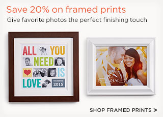 Shop Framed Prints >