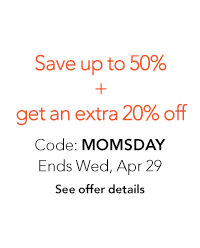 up to 50% + 20% off extra