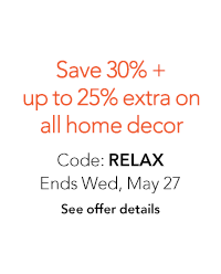 Save 30% + up to 25% extra