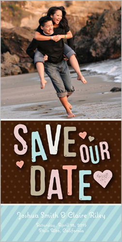 Perfect Together Save the Date