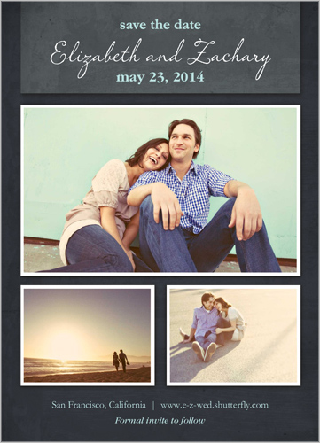 Our Fairy Tale Save the Date