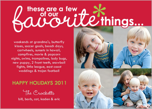 christmas card - Shutterfly Holiday Cards